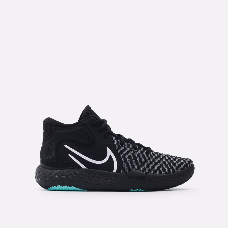 мужские чёрные  кроссовки nike kd trey 5 viii CK2090-003 - цена, описание, фото 1