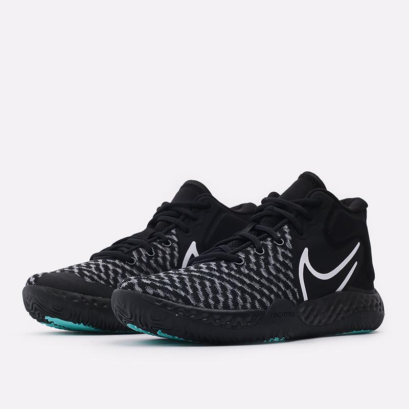 мужские чёрные  кроссовки nike kd trey 5 viii CK2090-003 - цена, описание, фото 2