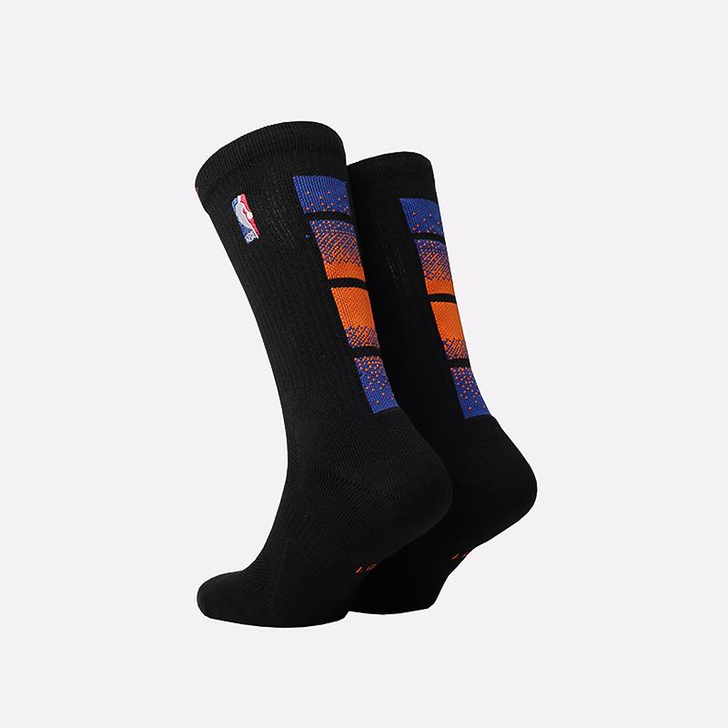 мужские чёрные  носки nike elite crew CK8833-010 - цена, описание, фото 2