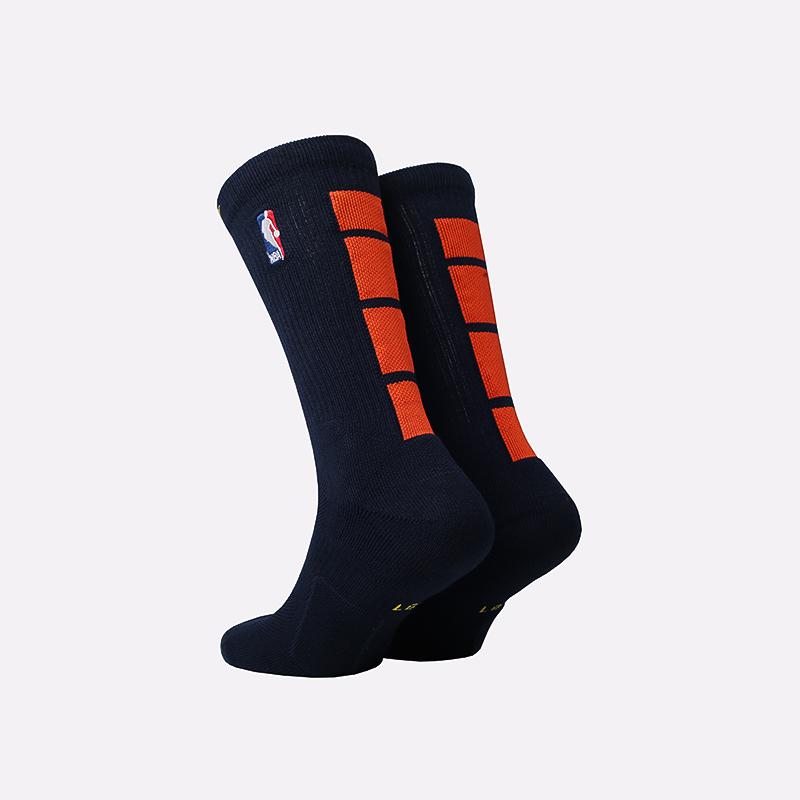 мужские чёрные  носки nike elite crew CK8824-419 - цена, описание, фото 2