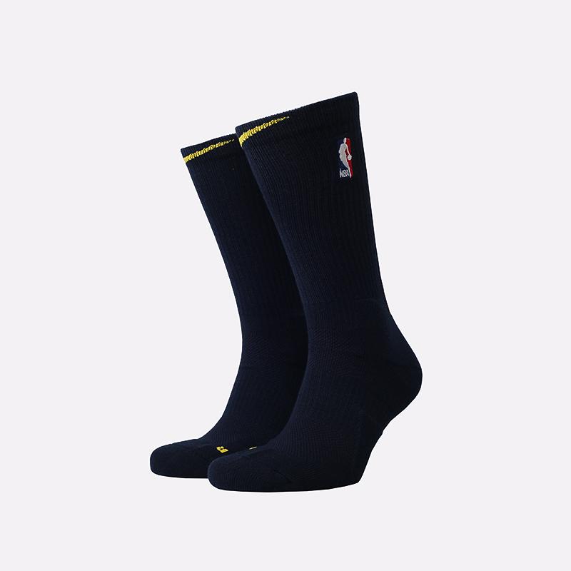 мужские чёрные  носки nike elite crew CK8824-419 - цена, описание, фото 1
