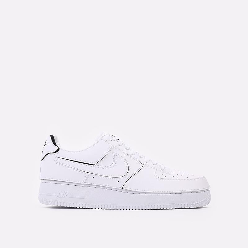 мужские белые  кроссовки nike air force 1/1 CZ5093-100 - цена, описание, фото 1