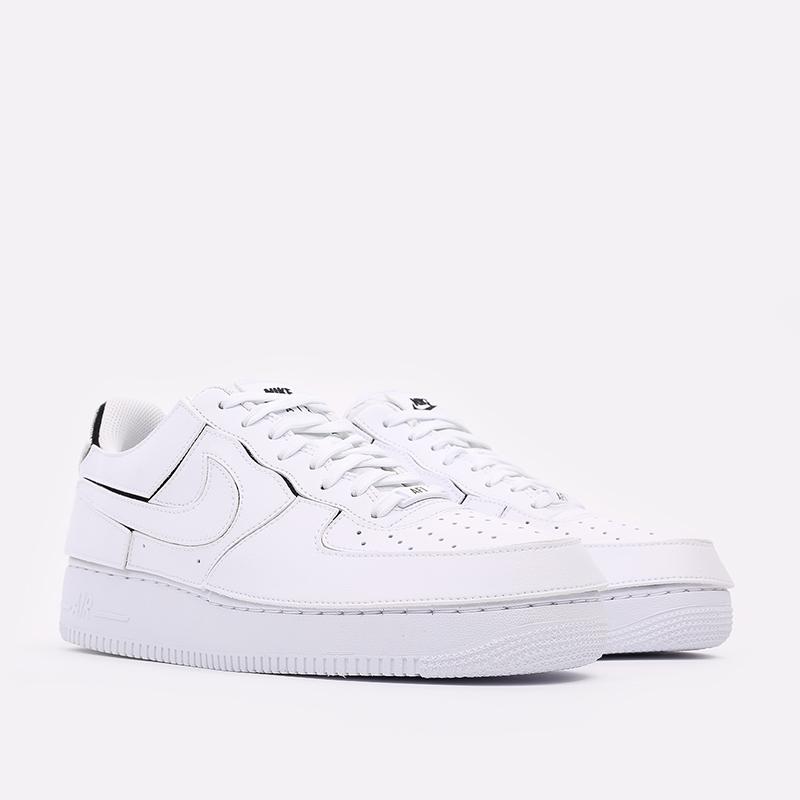 мужские белые  кроссовки nike air force 1/1 CZ5093-100 - цена, описание, фото 2