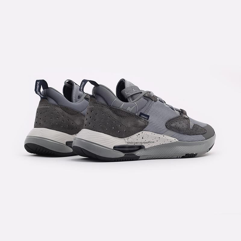 мужские серые  кроссовки jordan air cadence sp DA3655-001 - цена, описание, фото 3