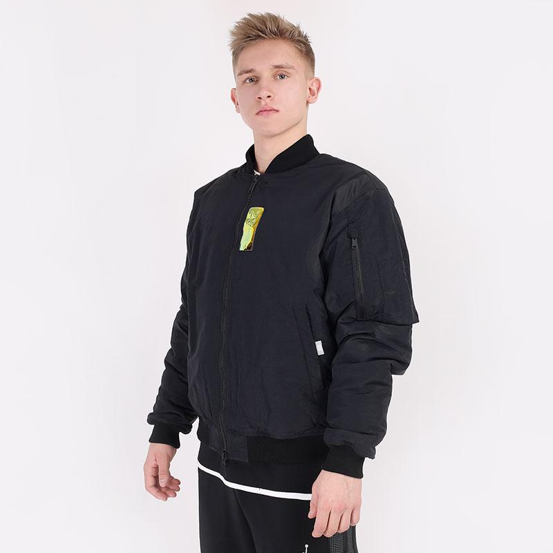 мужскую черную  куртку jordan mj 23 engineered CV2786-010 - цена, описание, фото 1