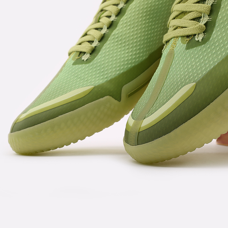 мужские зелёные  кроссовки converse all star bb evo mid 170591 - цена, описание, фото 10