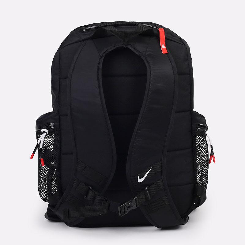 черный  рюкзак nike kyrie rucksack 21l CU3939-010 - цена, описание, фото 7