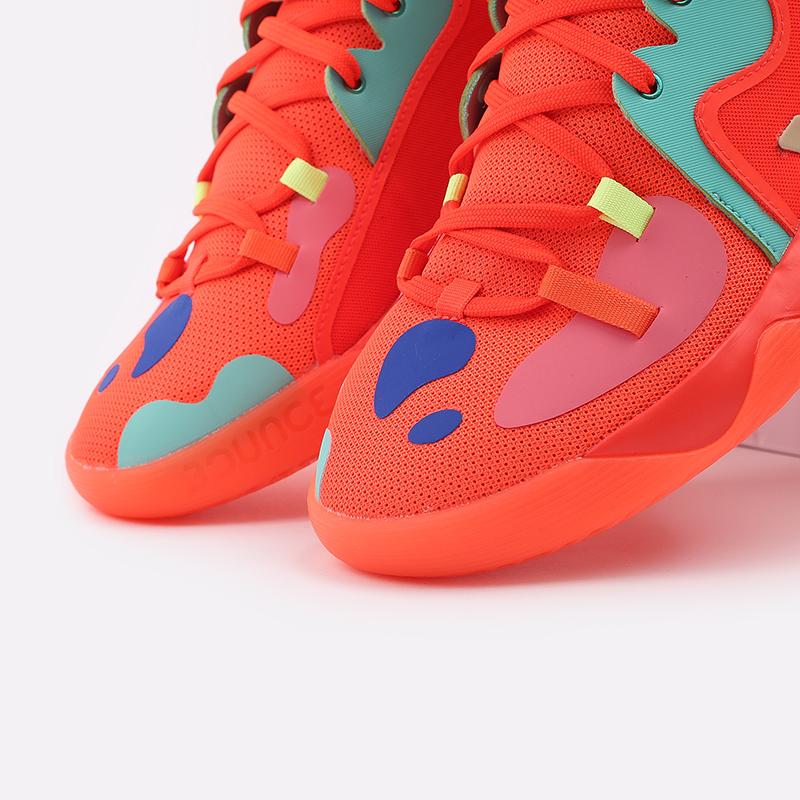 оранжевые  кроссовки adidas harden stepback 2 FZ1077 - цена, описание, фото 6