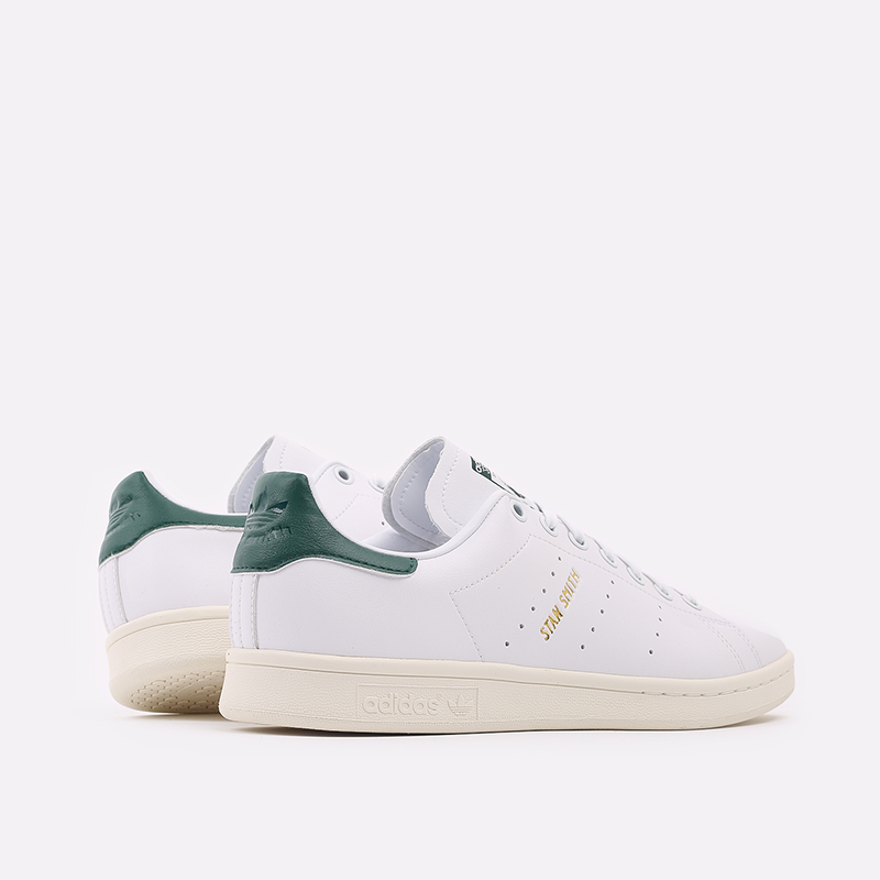 мужские белые  кроссовки adidas stan smith FX5522 - цена, описание, фото 3