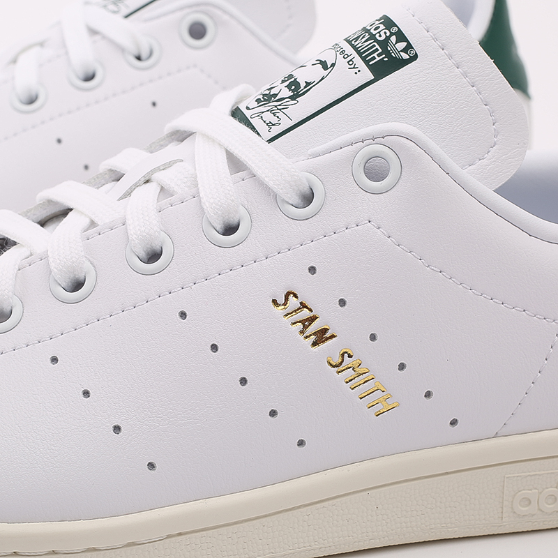 мужские белые  кроссовки adidas stan smith FX5522 - цена, описание, фото 6