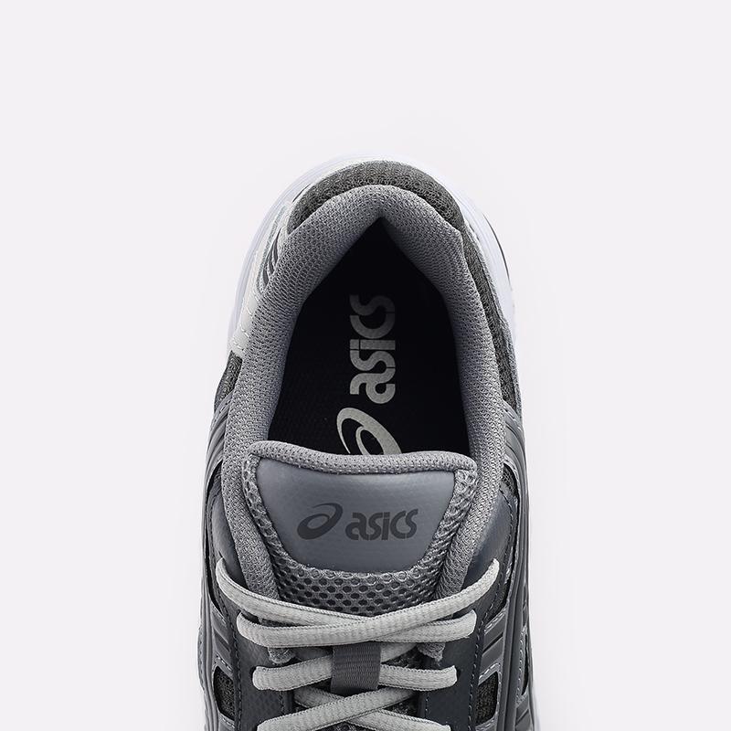 мужские серые  кроссовки asics gel-kyrios 1201A112-002 - цена, описание, фото 5