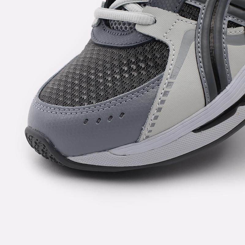 мужские серые  кроссовки asics gel-kyrios 1201A112-002 - цена, описание, фото 8