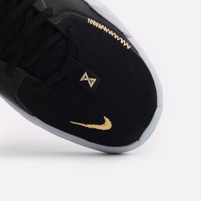 мужские чёрные  кроссовки nike pg 5 CW3143-001 - цена, описание, фото 7
