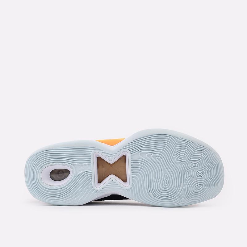 мужские чёрные  кроссовки nike pg 5 CW3143-001 - цена, описание, фото 4