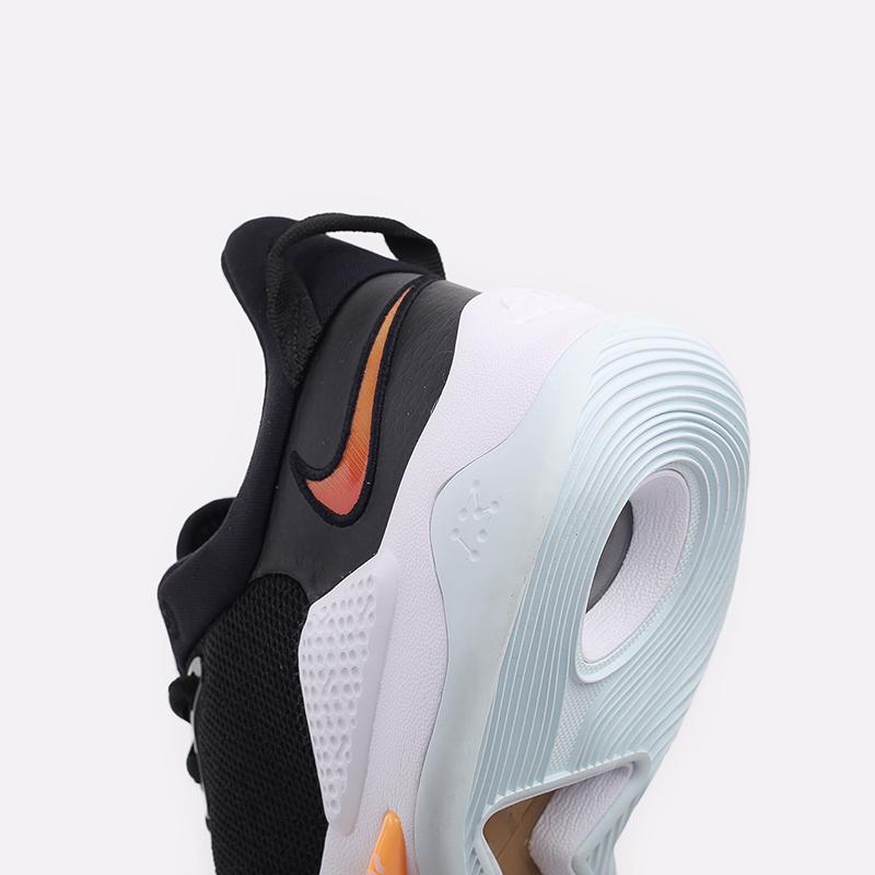 мужские чёрные  кроссовки nike pg 5 CW3143-001 - цена, описание, фото 5