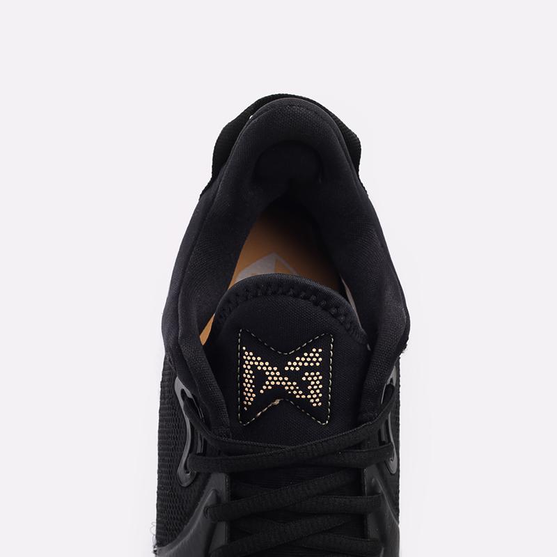 мужские чёрные  кроссовки nike pg 5 CW3143-001 - цена, описание, фото 6