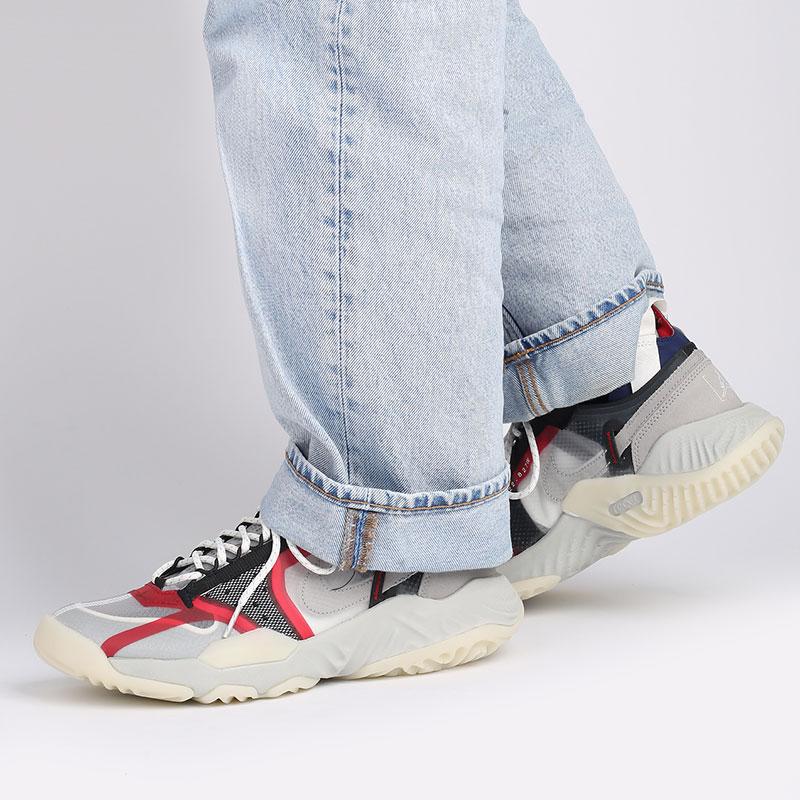 мужские разноцветные  кроссовки jordan delta breathe CW0783-901 - цена, описание, фото 8