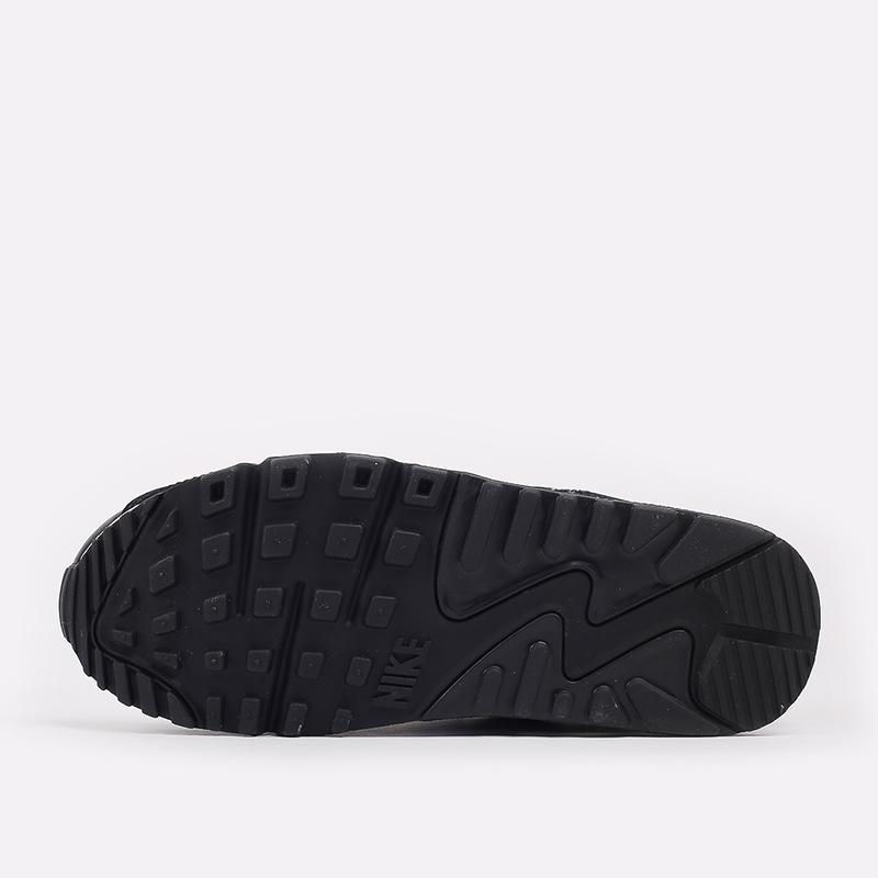 женские чёрные  кроссовки nike wmns air max 90 se CV8824-001 - цена, описание, фото 4