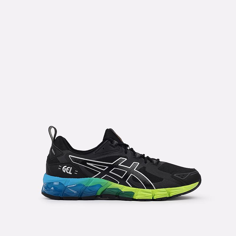 мужские чёрные  кроссовки asics gel-quantum 180 1201A063-008 - цена, описание, фото 1