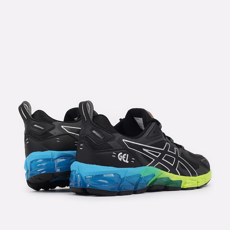 мужские чёрные  кроссовки asics gel-quantum 180 1201A063-008 - цена, описание, фото 3