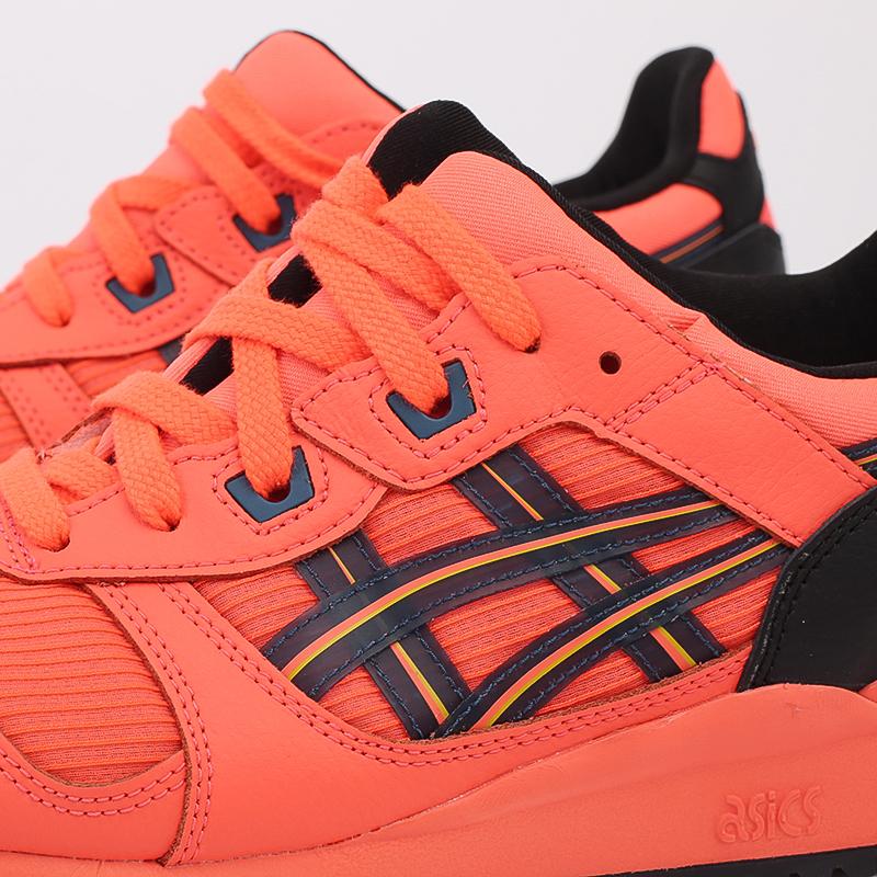 мужские оранжевые  кроссовки asics gel-lyte iii og 1201A052-700 - цена, описание, фото 7