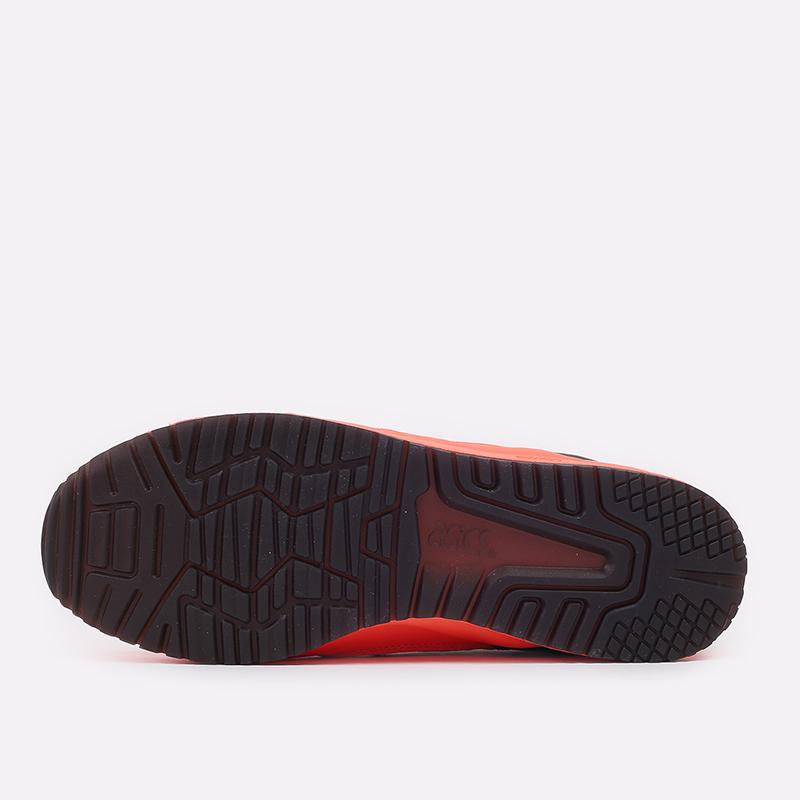 мужские оранжевые  кроссовки asics gel-lyte iii og 1201A052-700 - цена, описание, фото 4