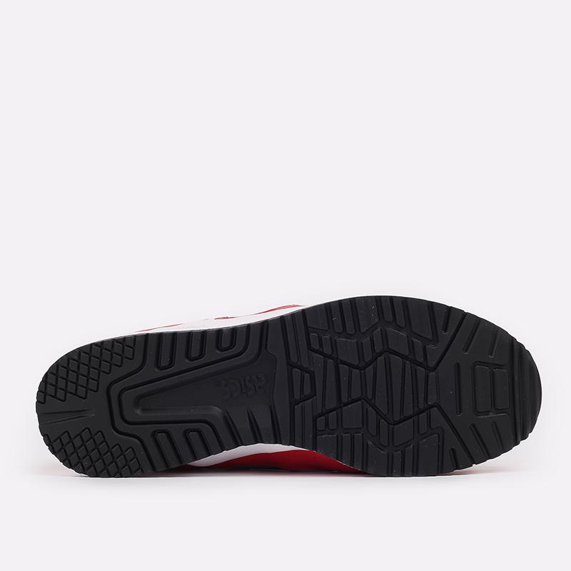 мужские красные  кроссовки asics gel-lyte iii og 1201A180-600 - цена, описание, фото 4