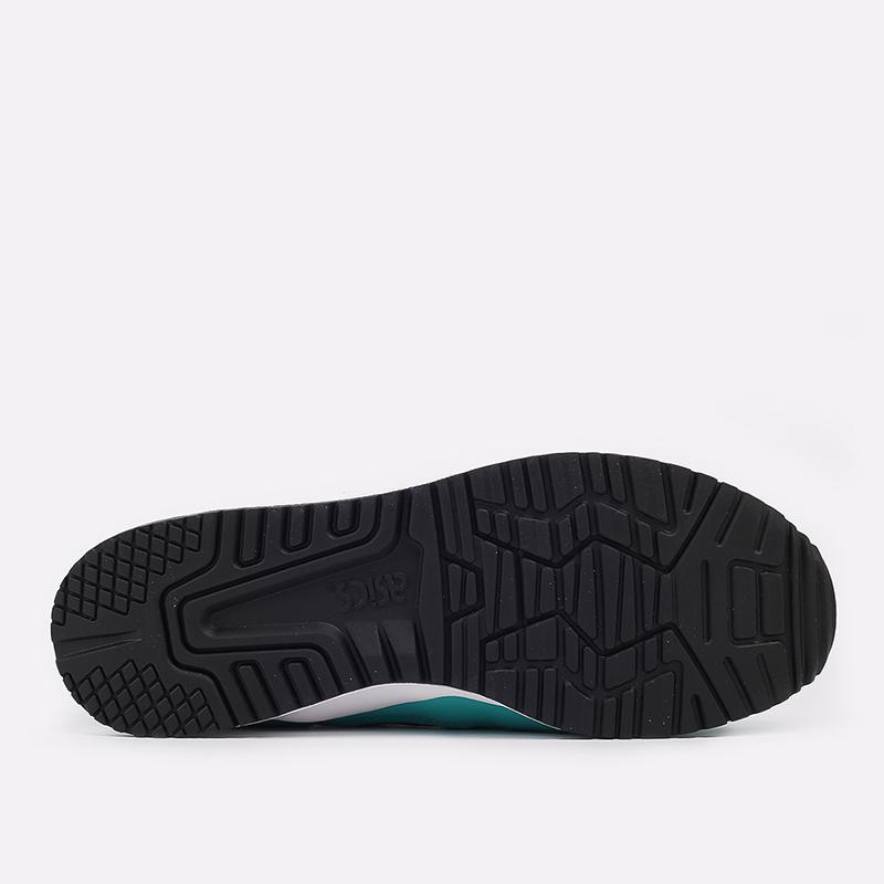 мужские голубые кроссовки ASICS Gel-Lyte III OG 1201A180-300 - цена, описание, фото 4