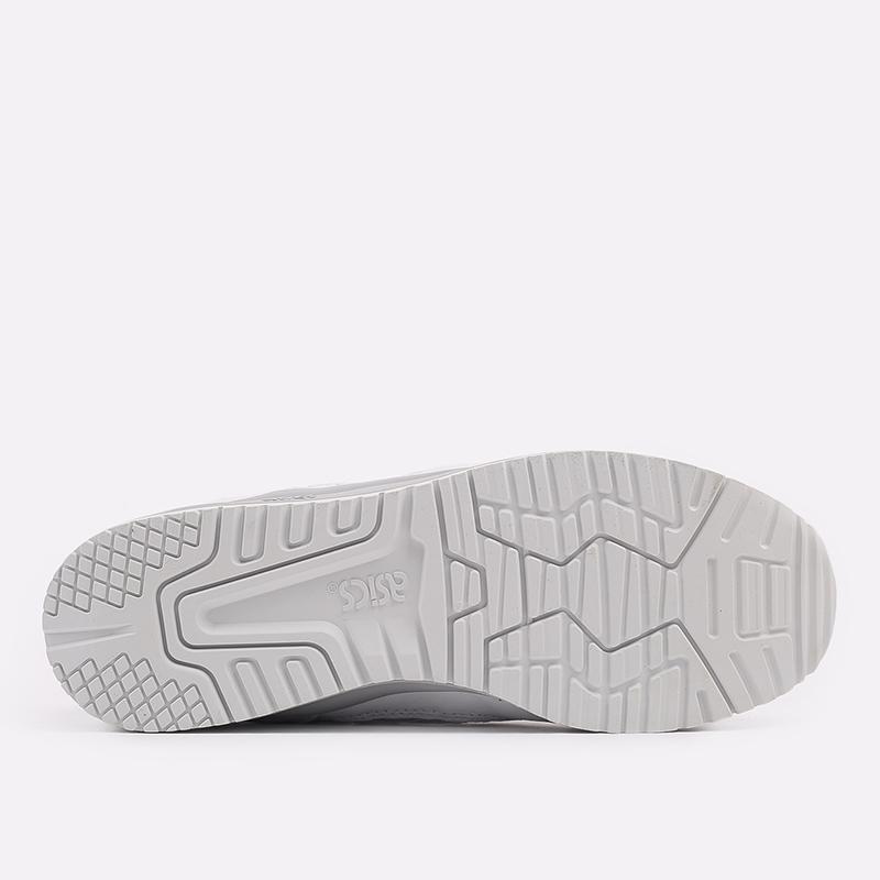 мужские белые  кроссовки asics gel-lyte iii og 1201A081-100 - цена, описание, фото 3