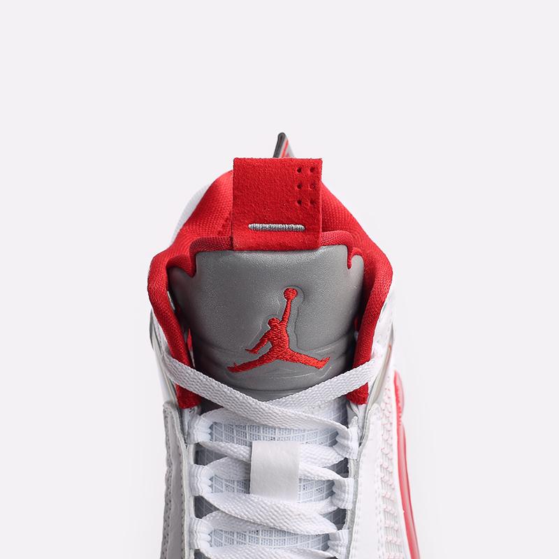 женские белые  кроссовки jordan xxxv (gs) CQ9433-100 - цена, описание, фото 5