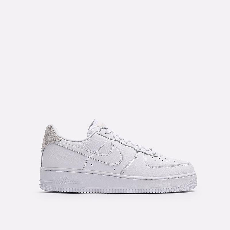 мужские белые  кроссовки nike air force 1 '07 craft CN2873-101 - цена, описание, фото 1