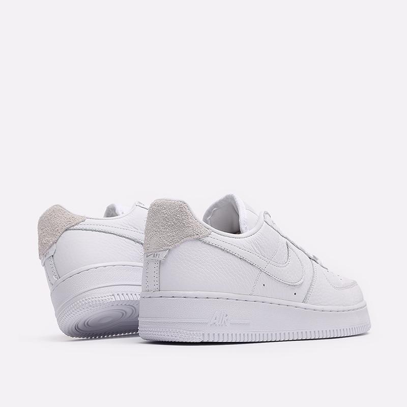 мужские белые  кроссовки nike air force 1 '07 craft CN2873-101 - цена, описание, фото 3