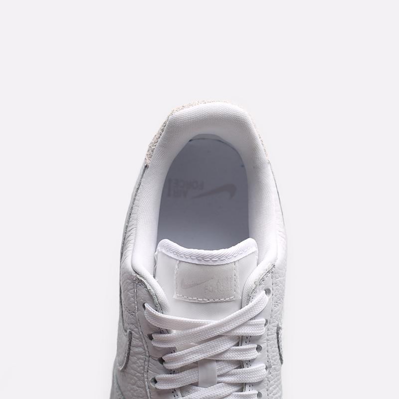 мужские белые  кроссовки nike air force 1 '07 craft CN2873-101 - цена, описание, фото 5