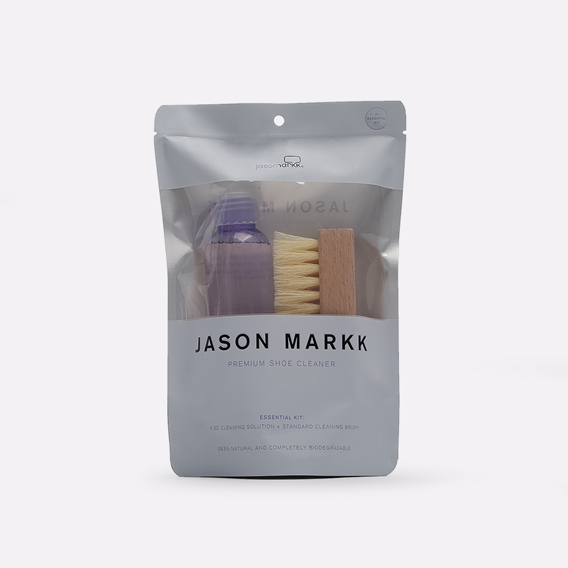 набор для чистки обуви jason markk premium cleaner 0035-multi - цена, описание, фото 2