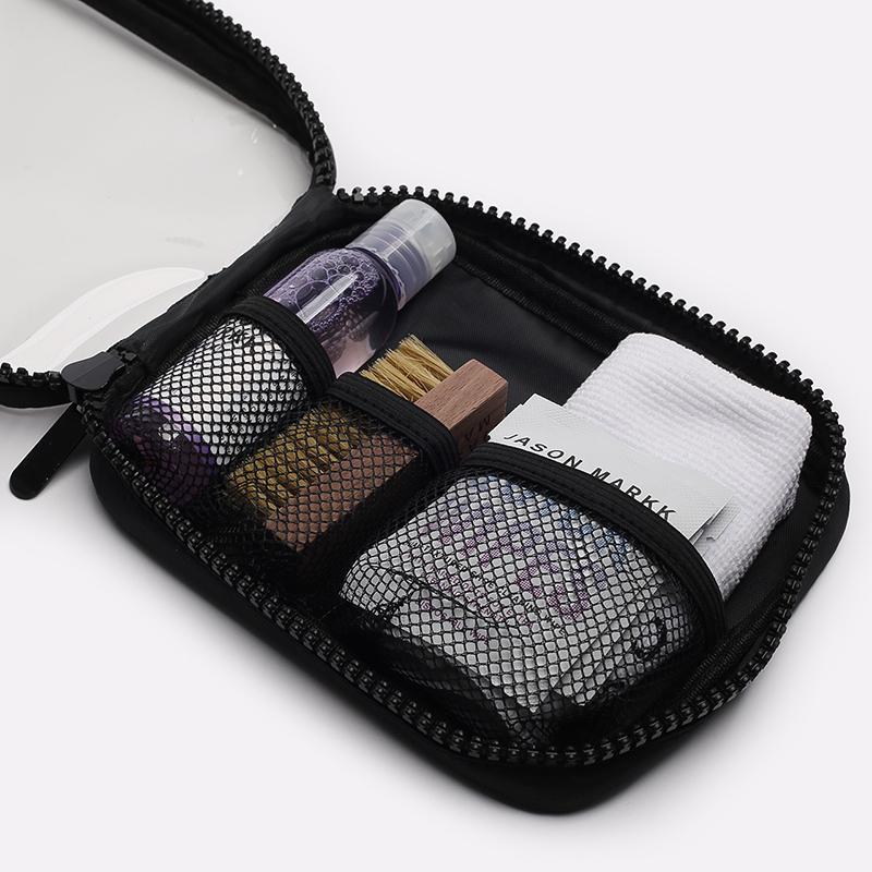 дорожный набор для чистки обуви jason markk travel cleaning kit 2183-multi - цена, описание, фото 1