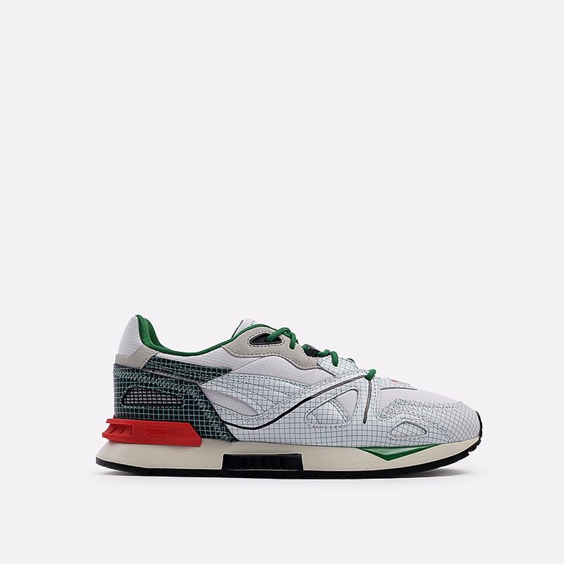 мужские белые  кроссовки puma mirage mox x michael lau 37519601 - цена, описание, фото 1