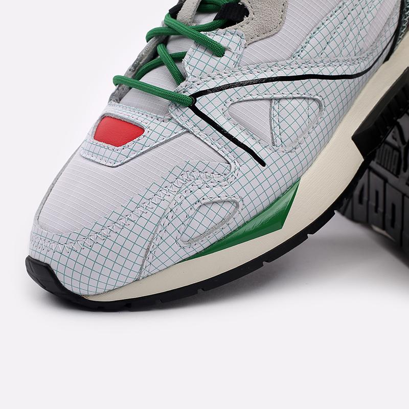 мужские белые  кроссовки puma mirage mox x michael lau 37519601 - цена, описание, фото 6