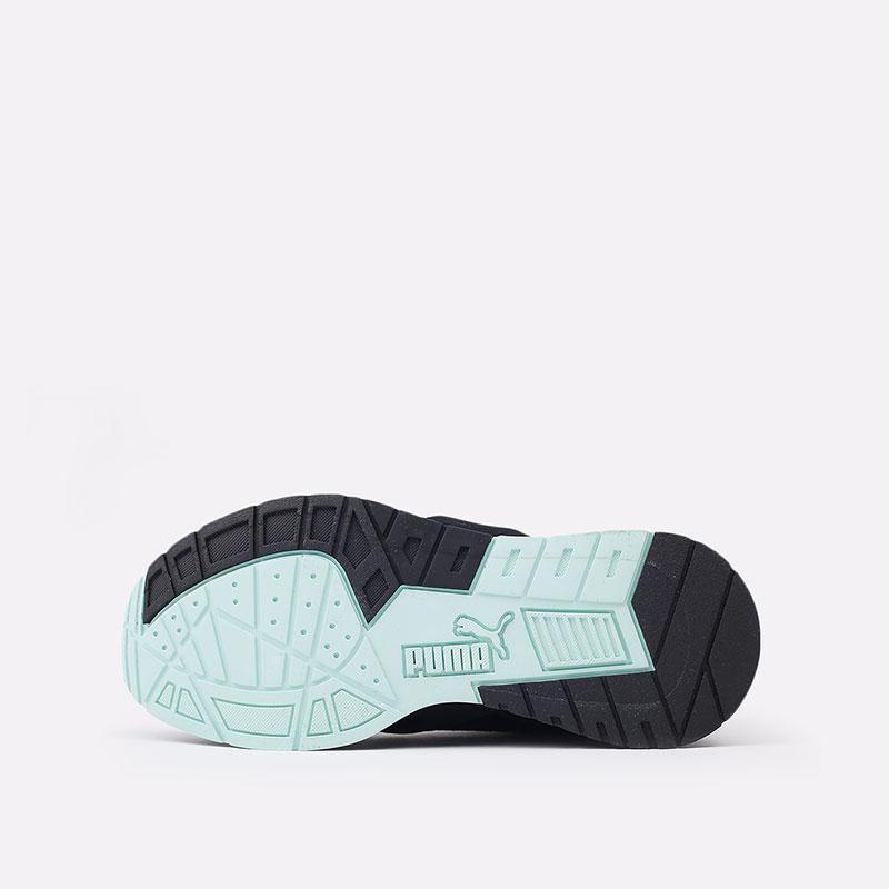 черные  кроссовки puma mirage mox night vision 37592101 - цена, описание, фото 7