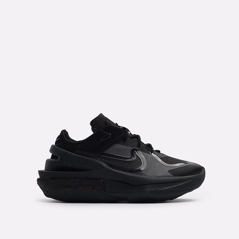 женские чёрные  кроссовки nike wmns fontanka edge CU1450-001 - цена, описание, фото 1