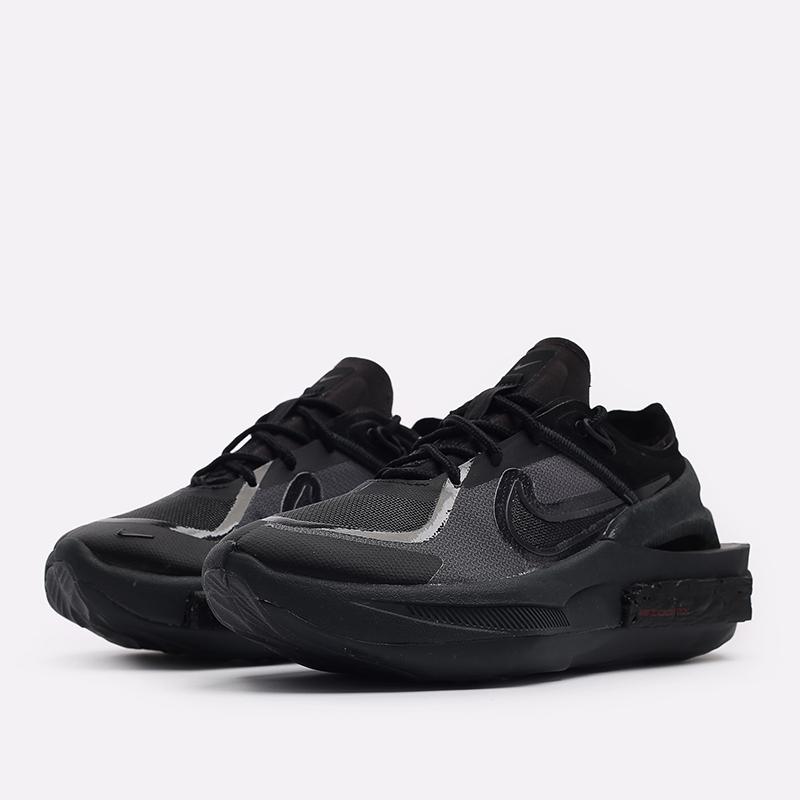 женские чёрные  кроссовки nike wmns fontanka edge CU1450-001 - цена, описание, фото 2