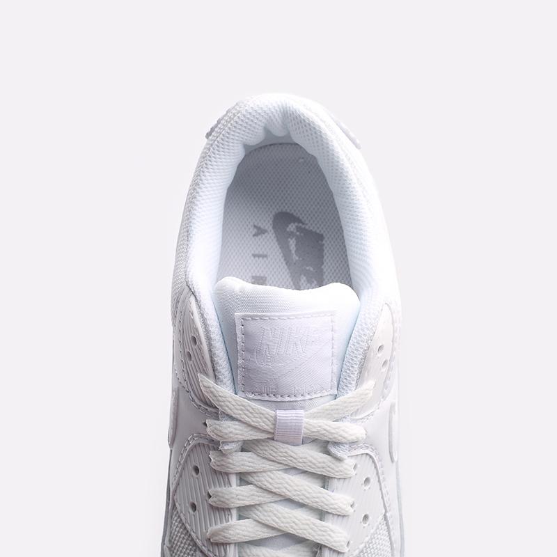 мужские белые  кроссовки nike air max 90 CN8490-100 - цена, описание, фото 5