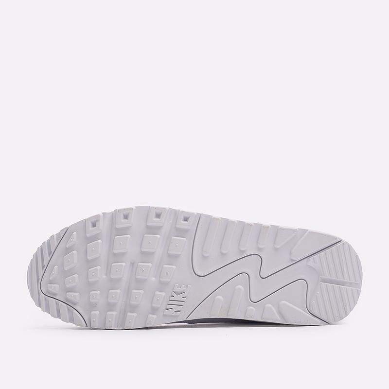 мужские белые  кроссовки nike air max 90 CN8490-100 - цена, описание, фото 4