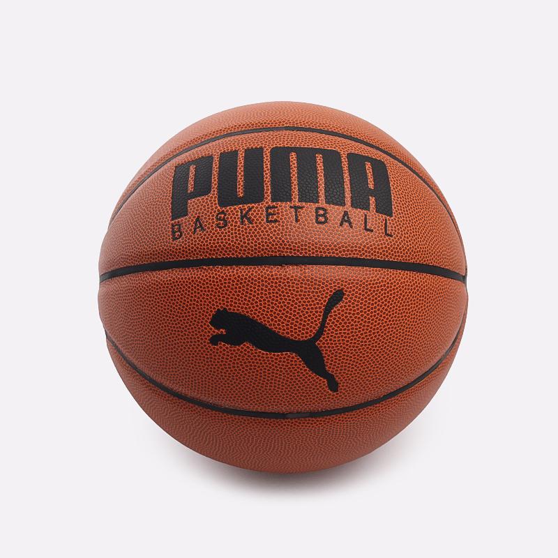 коричневый  мяч №7 puma top 08355701 - цена, описание, фото 1