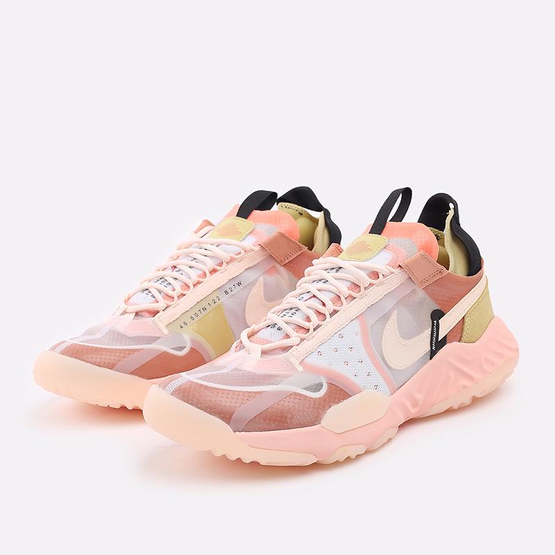 мужские розовые  кроссовки jordan delta breathe CW0783-104 - цена, описание, фото 2