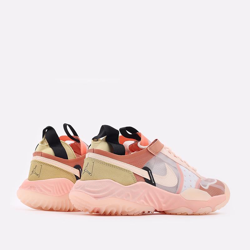мужские розовые  кроссовки jordan delta breathe CW0783-104 - цена, описание, фото 3