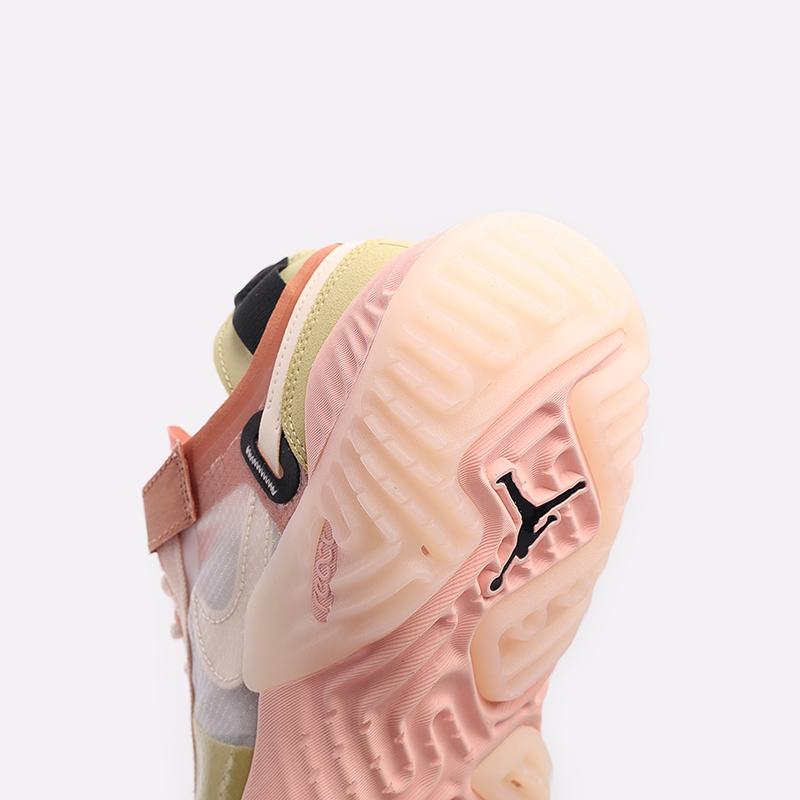 мужские розовые  кроссовки jordan delta breathe CW0783-104 - цена, описание, фото 5
