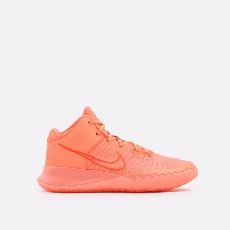 мужские оранжевые  кроссовки nike kyrie flytrap iv CT1972-800 - цена, описание, фото 1