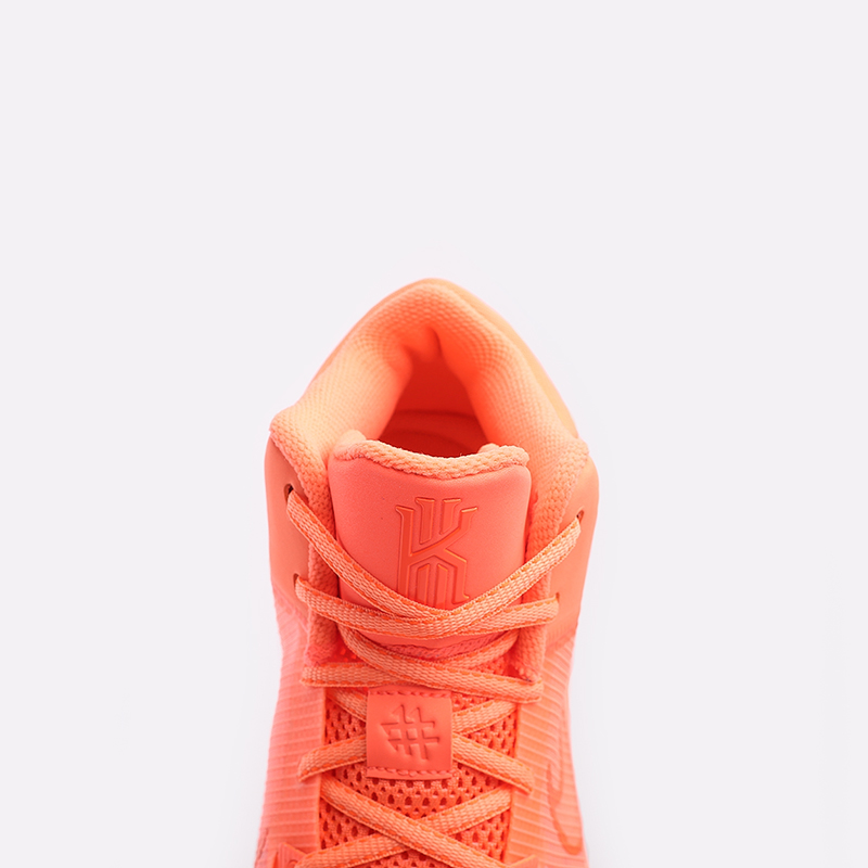 мужские оранжевые  кроссовки nike kyrie flytrap iv CT1972-800 - цена, описание, фото 7