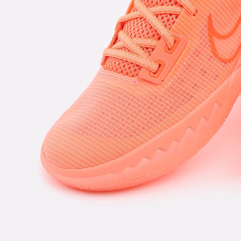 мужские оранжевые  кроссовки nike kyrie flytrap iv CT1972-800 - цена, описание, фото 6