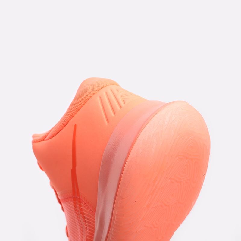 мужские оранжевые  кроссовки nike kyrie flytrap iv CT1972-800 - цена, описание, фото 5